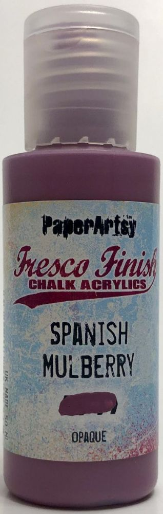 Fresco Finish - Spanish Mulberry {Seth Apter}
